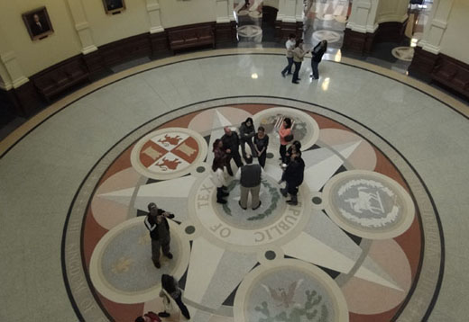 inside texas capital