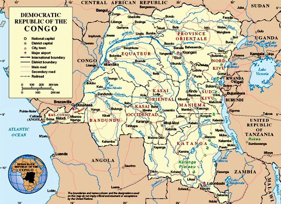 Congo Richest African Country In Natural Resources